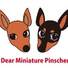 Dear Miniature Pinschers