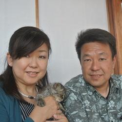 リンちゃん&ランちゃんのお父さんとお母さん♪♪