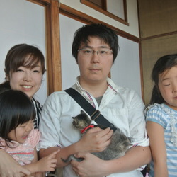 サンちゃん&ルナちゃんの素敵なご家族さま♪♪