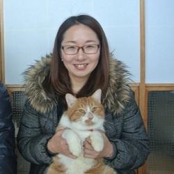 エイズキャリア成猫の寅次郎が幸せを掴みました!!