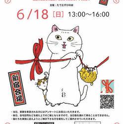 第9回 福島の猫の譲渡会 @新宿