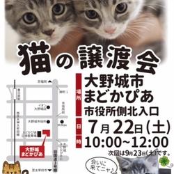 福岡 「譲渡会」