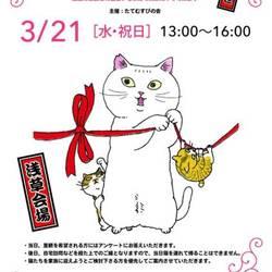 第13回 福島の猫の譲渡会@浅草