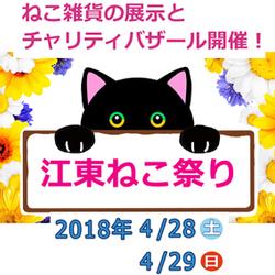☆ 江東ねこ祭り ☆
