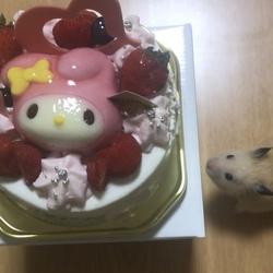 HAPPY BIRTHDAY  ちう