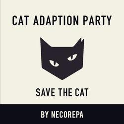 保護猫譲渡会@ネコリパストア