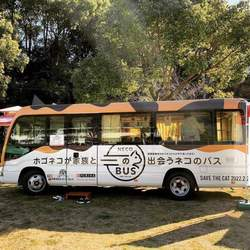 ホゴネコ譲渡会@ネコのバス