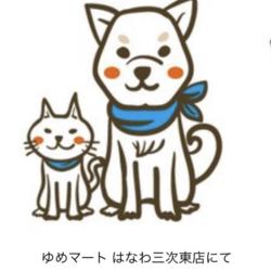 ゆめマート三次 犬猫譲渡会♪