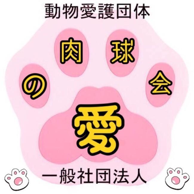 非営利一般社団法人動物愛護団体 『愛の肉球会』のカバー写真