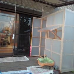 ミグ親子のハウス 完成!