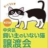 中央区飼い主のいないネコ達事務局(保護活動者)