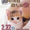 猫の里親探しの会 令和2年 ネコの日