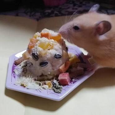 ケーキ作ってみました!