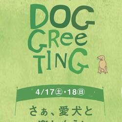 DOG GREETING譲渡会!