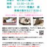 保護猫譲渡会&フリーマーケット